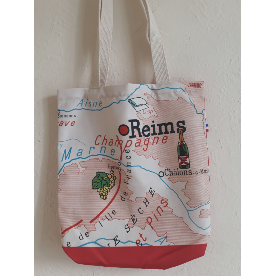 "Sac Reims  ""Illustré"""