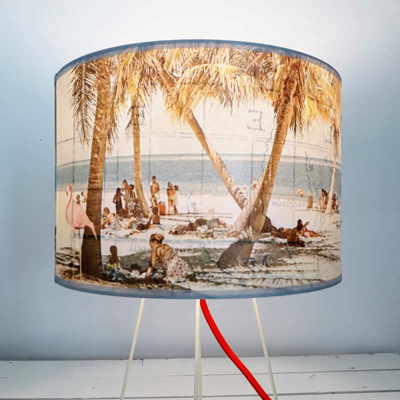 ABAT JOUR collection FLORIDE SEA AND COCONUTS
