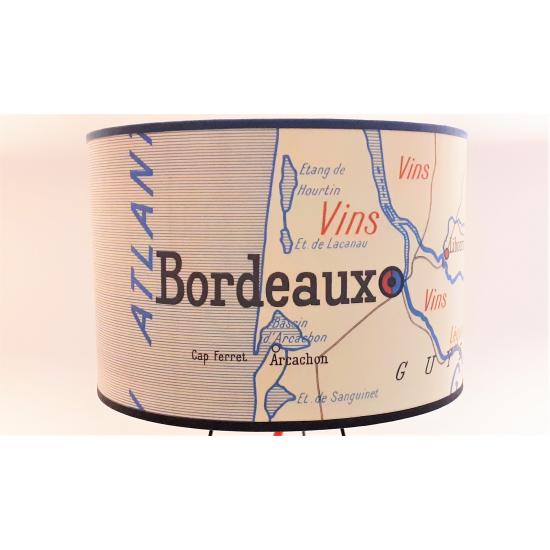Abat-jour Les REGIONS BORDEAUX ST EMILION BERGERAC CAHORS