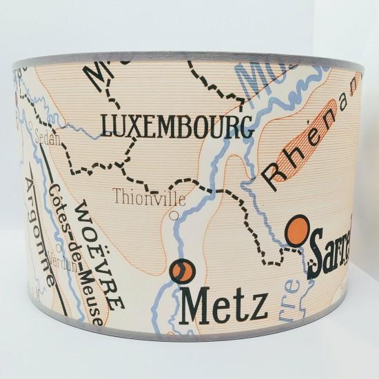 """Abat-jour """"Abat-jour """" GRAND EST et Luxembourg"""" Les régions"""