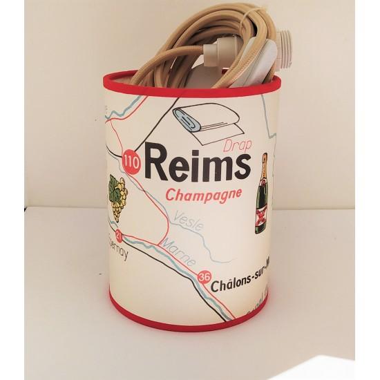 Baladeuse REIMS/ SOISSON