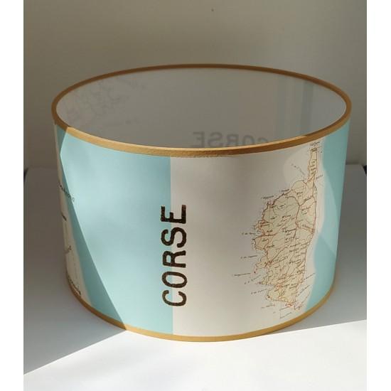 ABAT-JOUR LA CORSE CARTE...