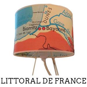 Littoral de France